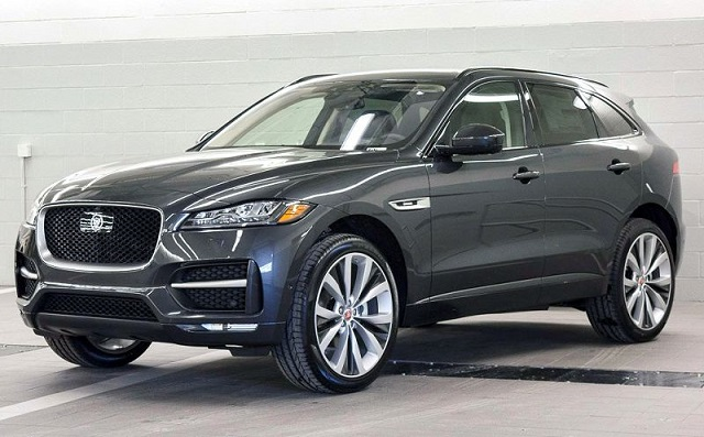 2019 Jaguar F Pace 2019 And 2020 New Suv Models