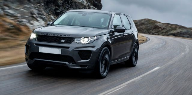 2019 Land Rover Discovery Sport Se Hse And Hse Luxury