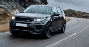 2019 Land Rover Discovery Sport front