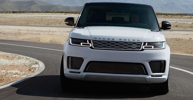 2019 Land Rover Range Rover Sport, P400E Plug-in Hybrid - 2019 and 2020 New SUV Models