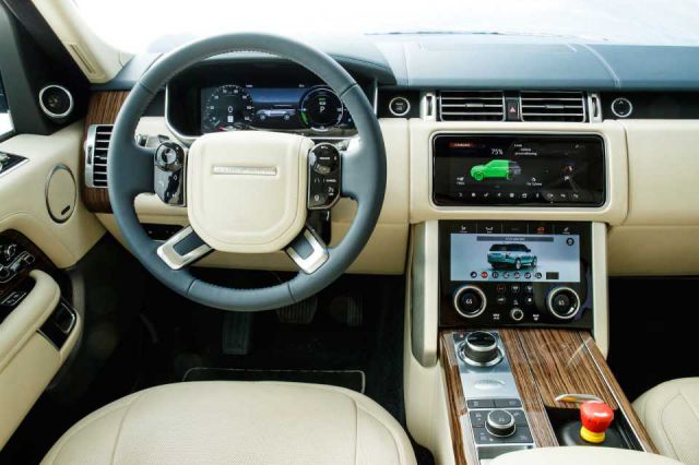2019 Land Rover Range Rover Sport interior - 2020, 2021 and 2022 New SUV Models