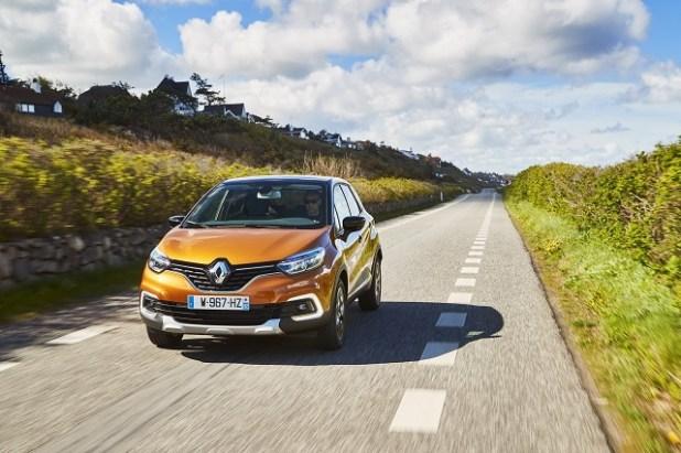 2019 Renault Captur drive