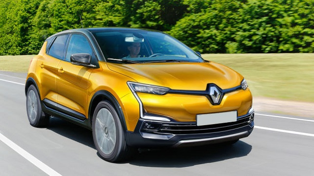 2019 Renault Captur - 2019 and 2020 New SUV Models