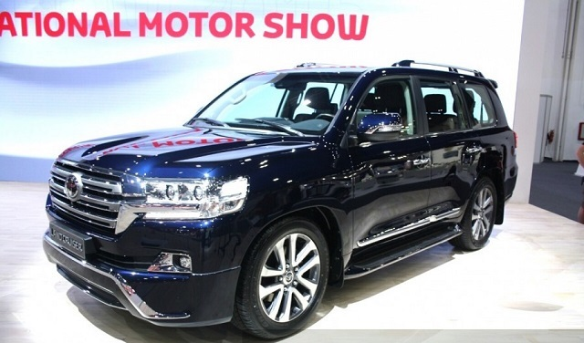 2019 Toyota Land Cruiser - 2019 and 2020 New SUV Models