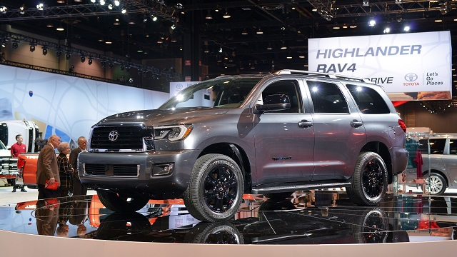 2019 Best Full-Size SUV - 2019 and 2020 New SUV Models