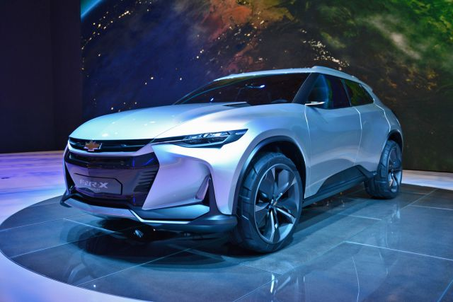 Lexus 7 Seater Suv >> Chevrolet FNR-X Concept Review - 2019 and 2020 New SUV Models