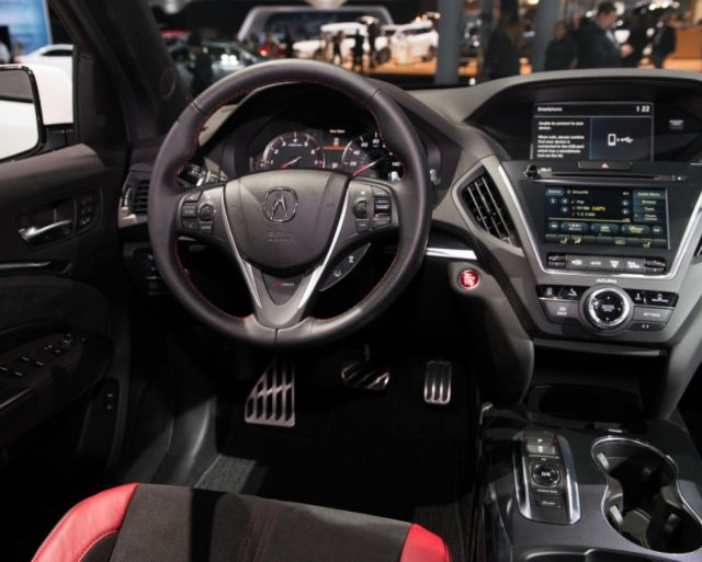 2019 Acura Mdx Interior 2019 And 2020 New Suv Models