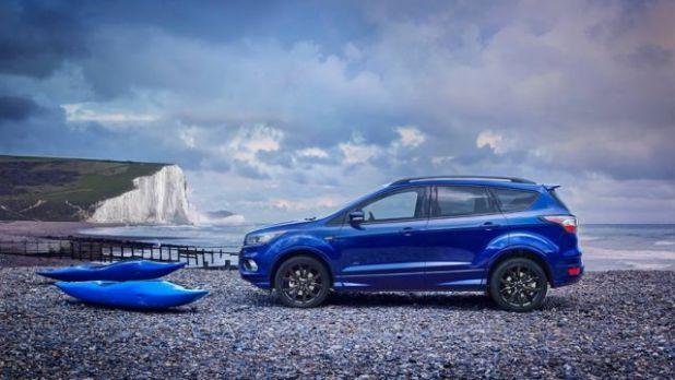 2019 Ford Kuga rear