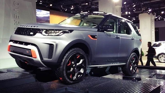 2019 Land Rover Discovery - 2019 and 2020 New SUV Models