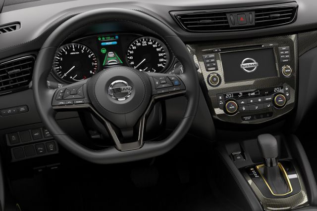 2019 Nissan Qashqai interior - 2019 and 2020 New SUV Models