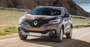 2019 Renault Kadjar view