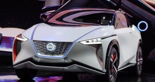 Nissan IMX front