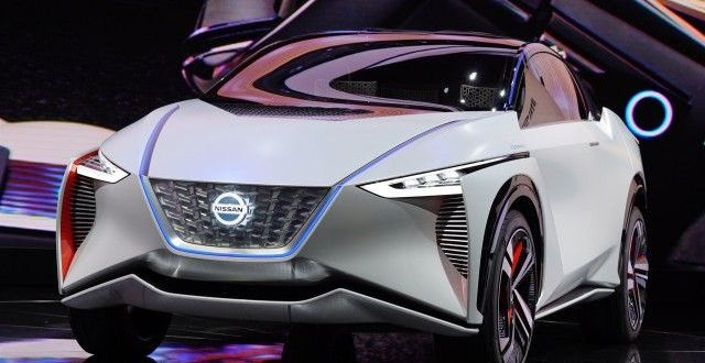 Nissan IMX Concept LEAF-Based electric SUV - 2019 and 2020 New SUV Models