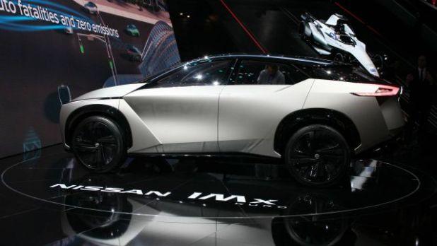 Nissan IMX rear