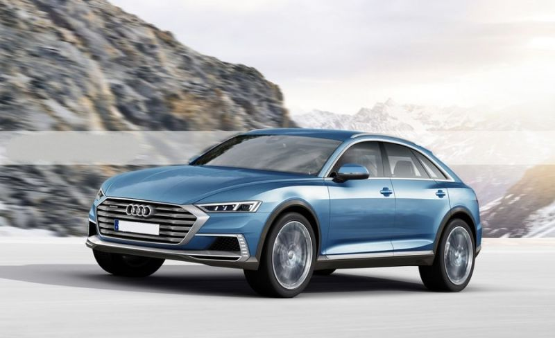 2019 audi q6 front  2019 and 2020 new suv models