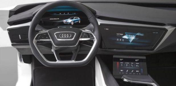2019 Audi Q6 interior