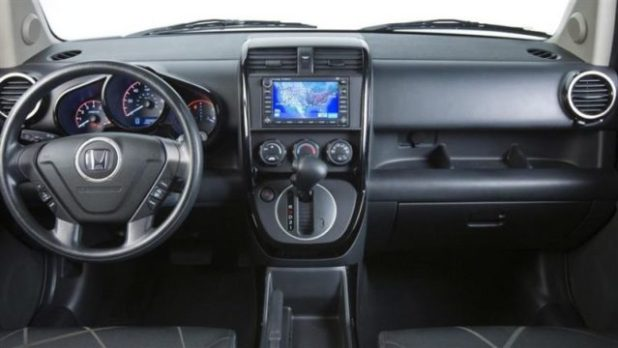 2019 Honda Element interior