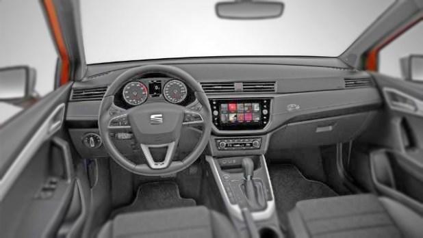 2019 Seat Arona interior