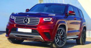 2020 Mercedes GLG