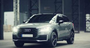 2019 Audi Q2 front look