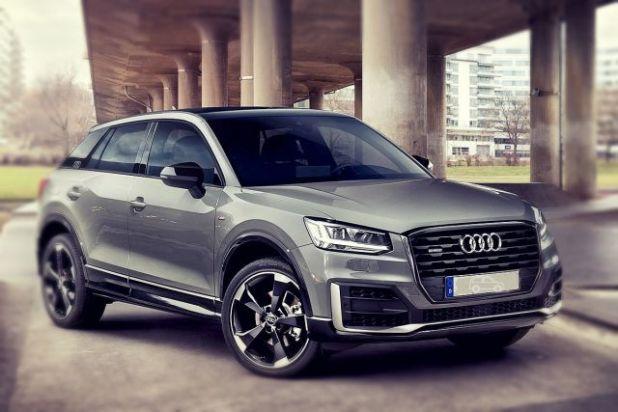 2019 Audi Q2 front