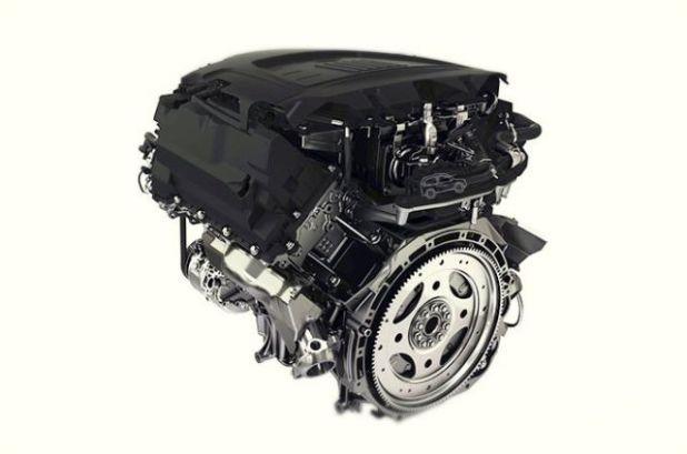 2019 Range Rover Velar engine