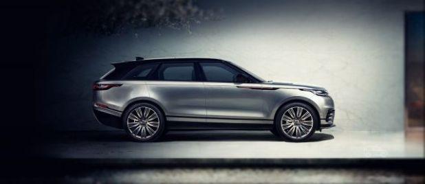 2019 Range Rover Velar side