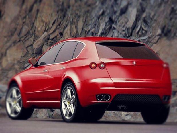 2020 ferrari suv may get a hybrid v8 engine - 2020, 2021