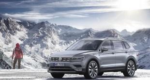 2018 VW Tiguan Allspace 7-Seat SUV