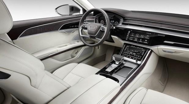 2019 Audi RS Q8 interior