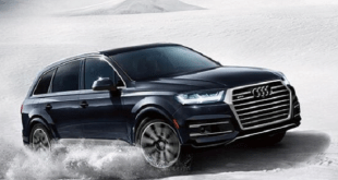 2019 audi sq7 front view