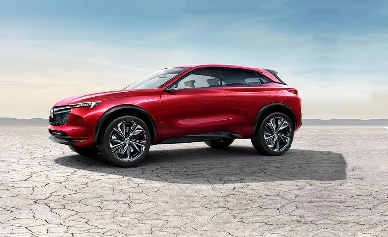 Lexus 7 Seater Suv >> 2019 Buick Enspire Release date, Interior, Specs - 2019 and 2020 New SUV Models