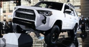 2020 Toyota 4Runner review