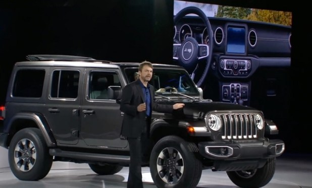 2020 jeep wrangler front view