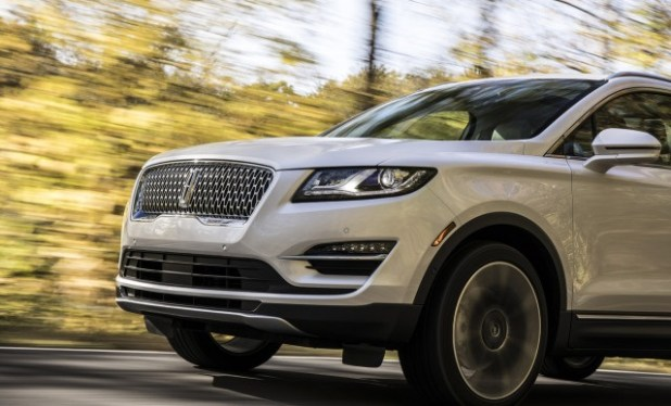 2020 lincoln corsair specs