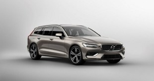 2019 Volvo XC70 front view