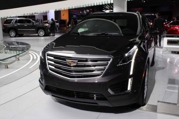2020 Cadillac Escalade front view