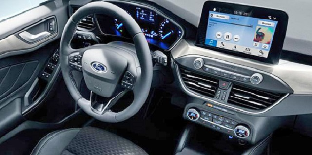 2020 Ford Escape interior - 2019 and 2020 New SUV Models