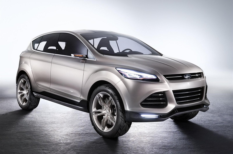 2020 Ford Escape Spy shots, Hybrid, Release - 2019 and ...