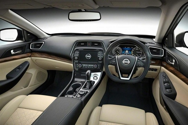 2020 Nissan Pathfinder interior - 2019 and 2020 New SUV Models