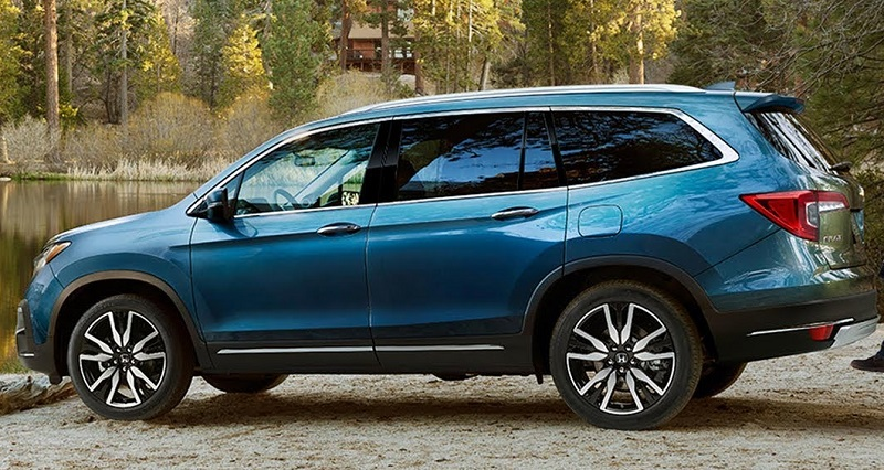 2020 Honda Pilot Hybrid Changes Interior 2019 And 2020 New Suv