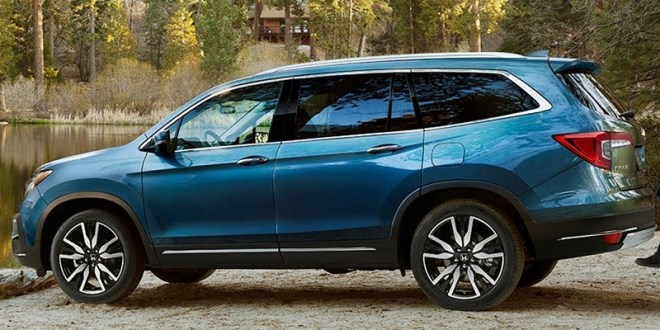 2020 Lincoln Nautilus Review Price Colors >> 2020 Honda Pilot Hybrid, Changes, Interior - 2019 and 2020