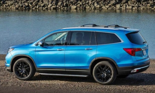 2020 Honda Pilot Hybrid Changes Interior 2019 And 2020 New Suv