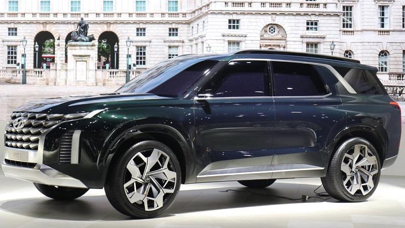 2020 Hyundai Grandmaster Full Size Suv 2019 And 2020 New Suv Models