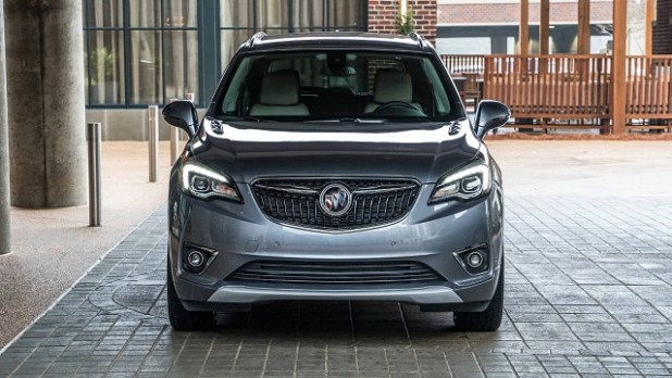 2020 buick encore front view