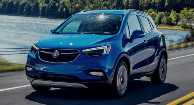 2020 Buick Encore Photos, Review, Spy shots - 2019 and ...