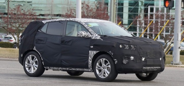 2020 Buick Encore Spy Shots 2019 And 2020 New Suv Models