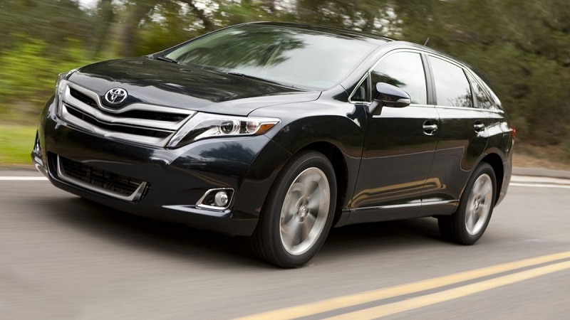 2019 Toyota Venza Price, Interior - 2019 and 2020 New SUV Models