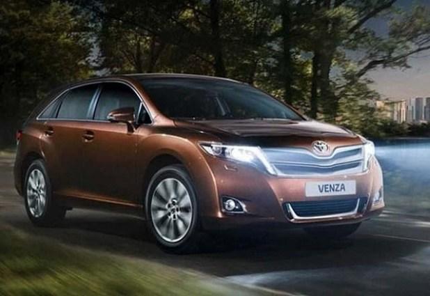 2019 Toyota Venza