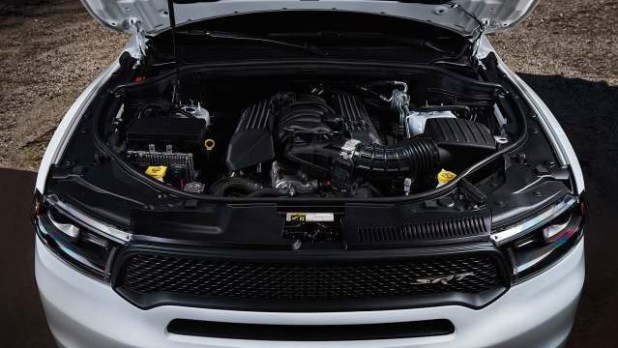 2020 Dodge Durango engine